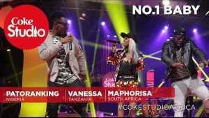 Dj Maphorisa - No 1 Baby ft. Patoranking & Vanessa Mdee